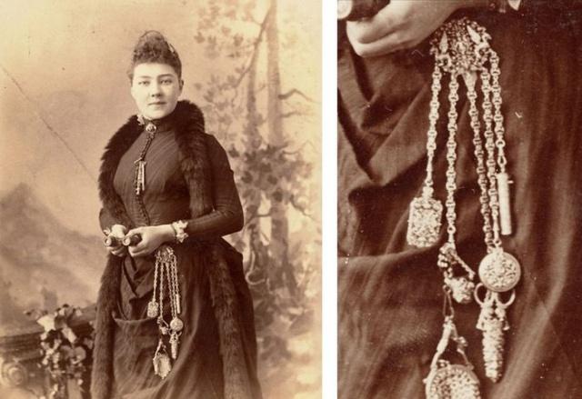 Необычный женский аксессуар (3 фото)