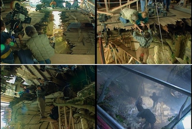 """Интересные факты о съемках фильма """"Джуманджи"""" (14 фото)"""