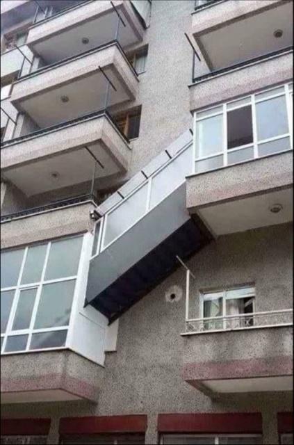 """Странные строительные """"шедевры"""" (36 фото)"""