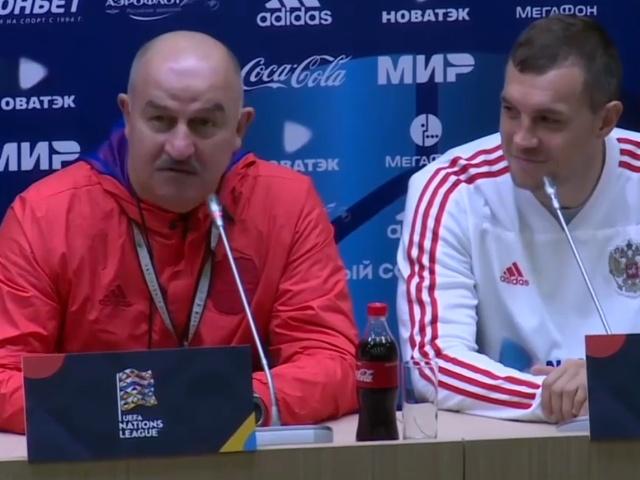 Артем Дзюба и Станислав Черчесов высказались о происшествии с Кокориным и Мамаевым