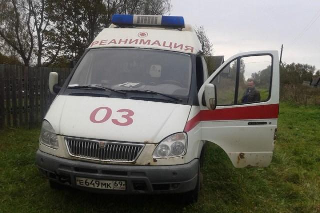 Ржавчина на скорость не влияет: скорая помощь в Тверской области (5 фото)