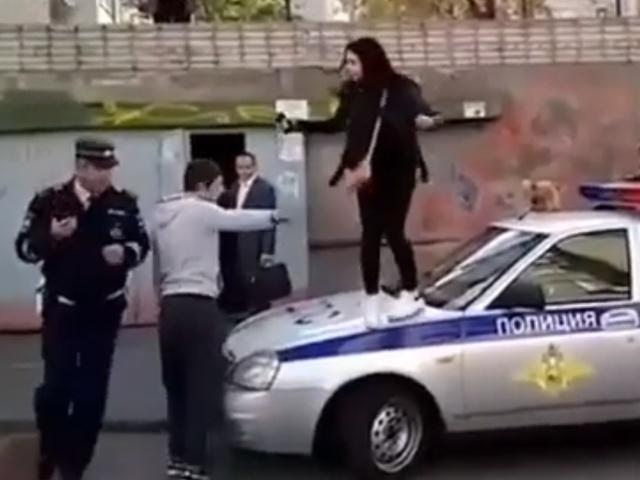 Подростки напали на полицейских в Ростове-на-Дону