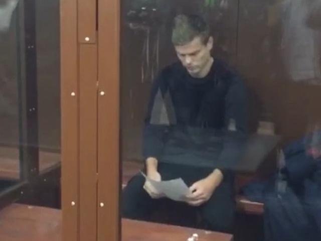 Речь Кокорина и Мамаева на суде. Футболисты арестованы на 2 месяца