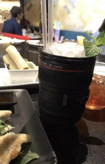 Креативная подача напитков в барах (19 фото)