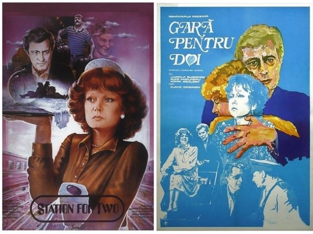 Экспортные афиши легендарных советских фильмов (22 фото)
