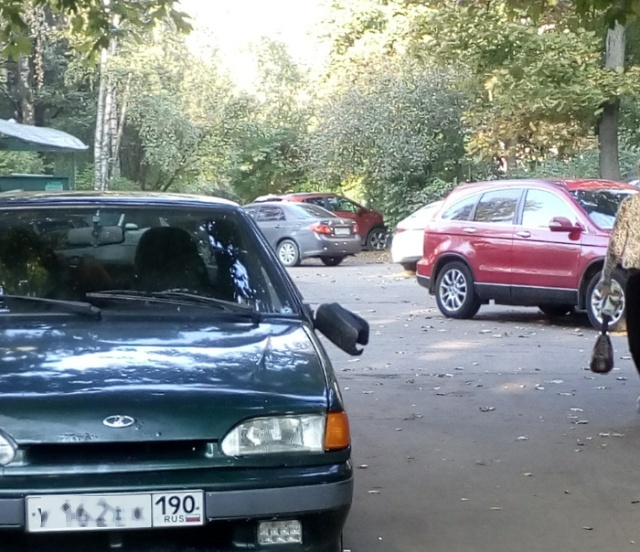 Как научить водителя не парковаться в неположенном месте? (5 фото)
