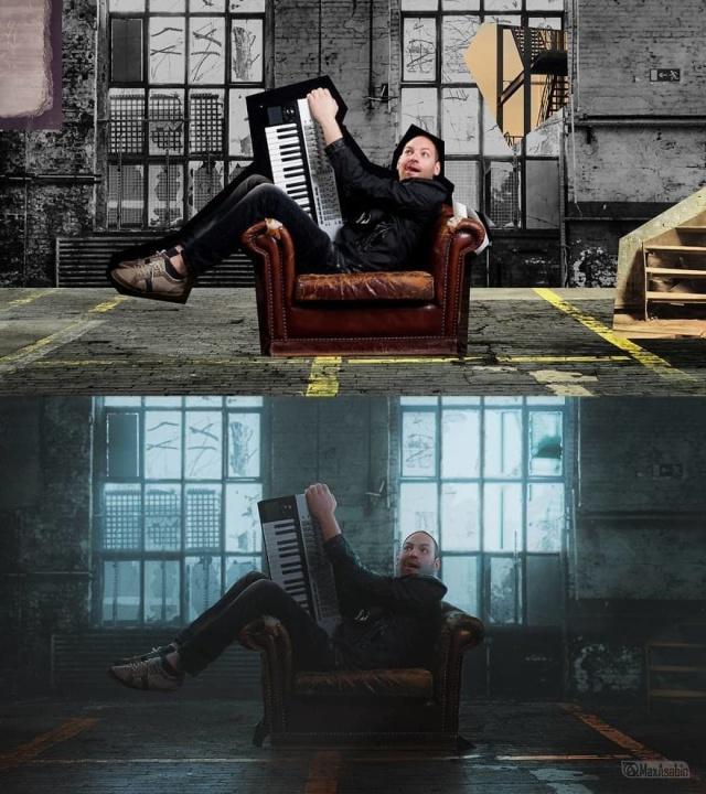 Впечатляющие работы настоящего мастера фотошопа (26 фото)