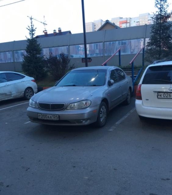 Я паркуюсь, где хочу, и как умею! (25 фото)