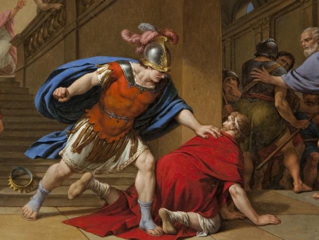 Кокорину и Мамаеву такое даже и не снилось: история избиения чиновника в Древнем Риме  (8 фото)