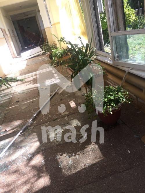 В Керченском политехническом колледже прогремел взрыв