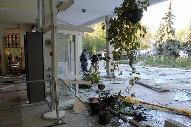 Последствия нападения Владислава Рослякова на Керченский политехнический колледж (8 фото)