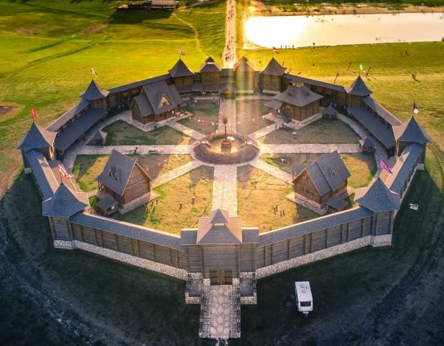 Аэрофотосъёмка наших просторов от Игоря Огарева (25 фото)