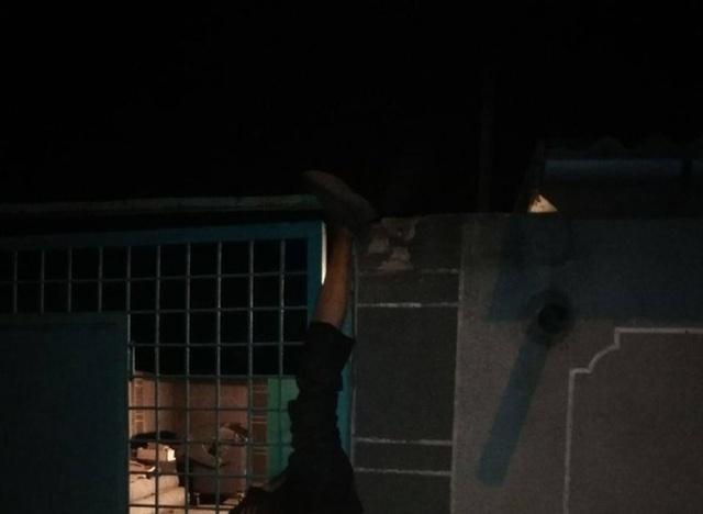 """Вор из Одессы сам себя """"наказал"""" (2 фото)"""