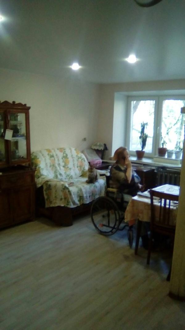 Бесплатный ремонт для инвалидов и пенсионеров. Такое вообще реально? Да! (10 фото + видео)