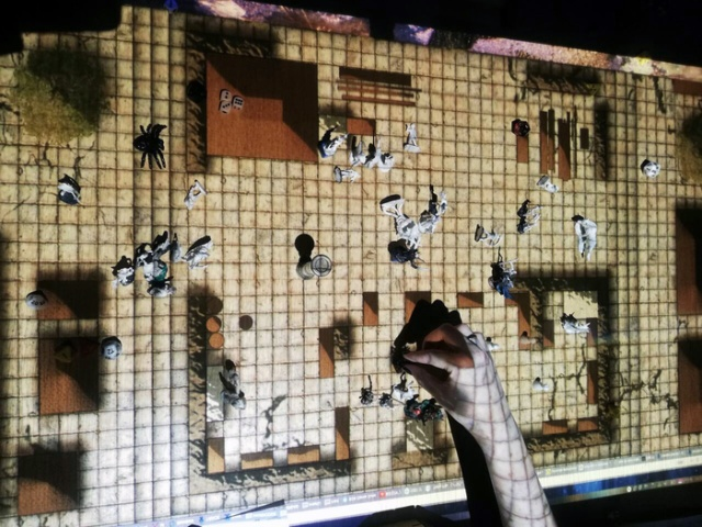 Настольная игра с элементами дополненной реальности (5 фото)