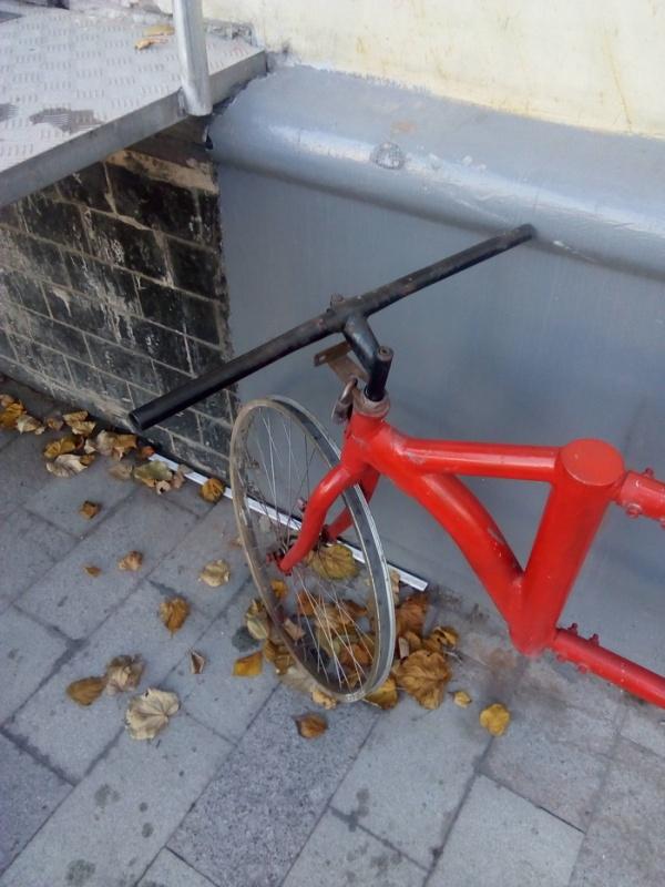 Такого велосипеда вы еще точно никогда не видели (9 фото)
