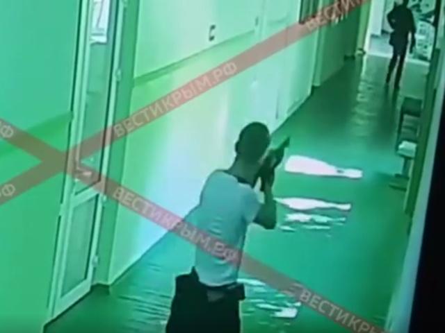 Бойня в Керченском колледже: Владислав Росляков взрывает бомбу и расстреливает людей