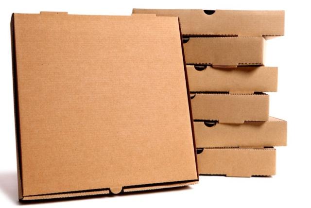 Пицца с оливье все-таки существует! (3 фото)