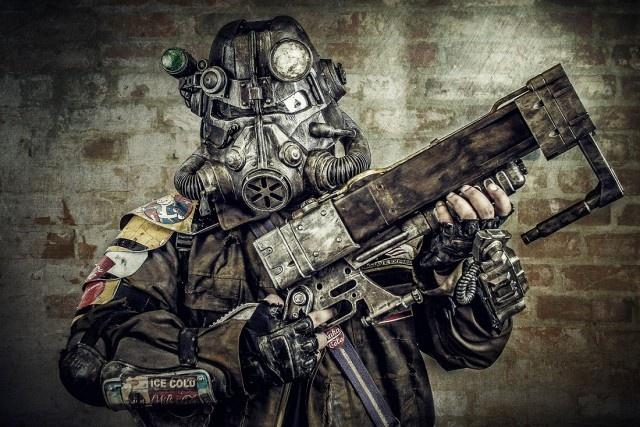 Косплей в стиле видеоигры Fallout (28 фото)
