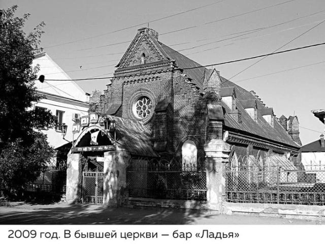 Современный ремонт старинного здания в городе Елец (5 фото)
