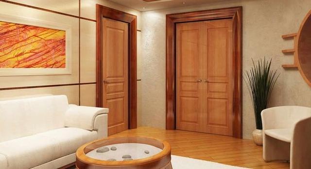 Зачем ставить две, если и одной двери хватит? (2 фото)