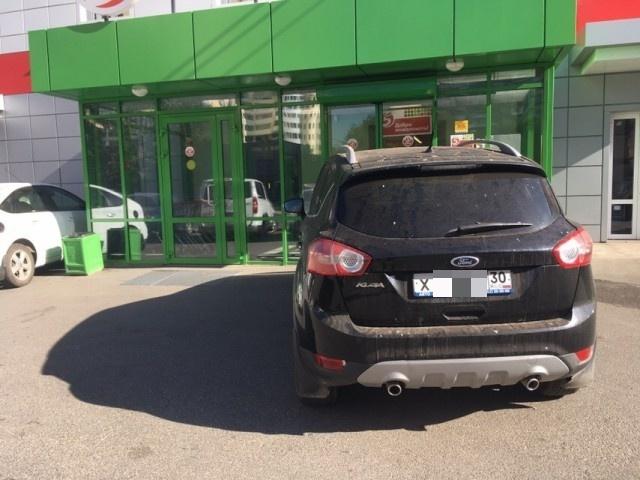 """Когда уровень """"мастерства"""" парковки просто зашкаливает (4 фото)"""