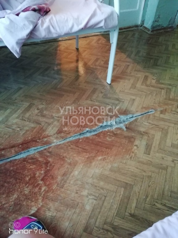 Взрослая инфекционная больница в Ульяновске (7 фото)