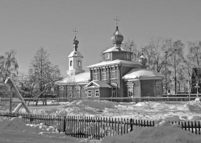 """Обновление старинных храмов """"по-современному"""" (13 фото)"""