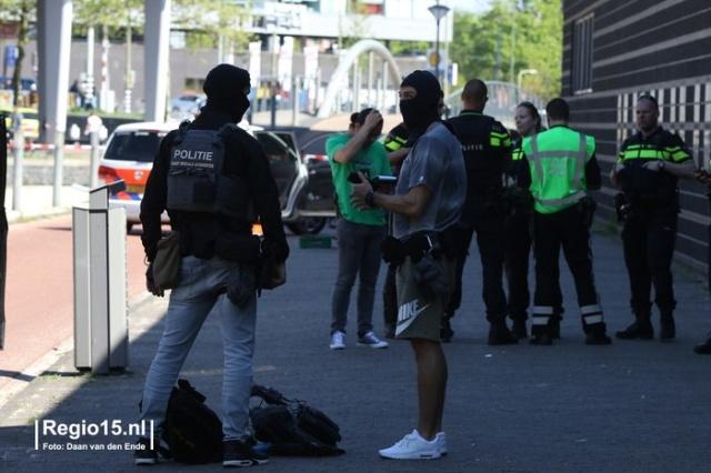 Модные сотрудники голландского спецподразделения DSI (12 фото)