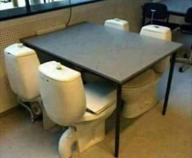 Туалет - самое важное место в любом доме (28 фото)