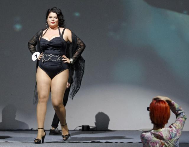 "Конкурс нестандартной красоты ""Мисс Украина 2018 Plus Size"" (14 фото)"