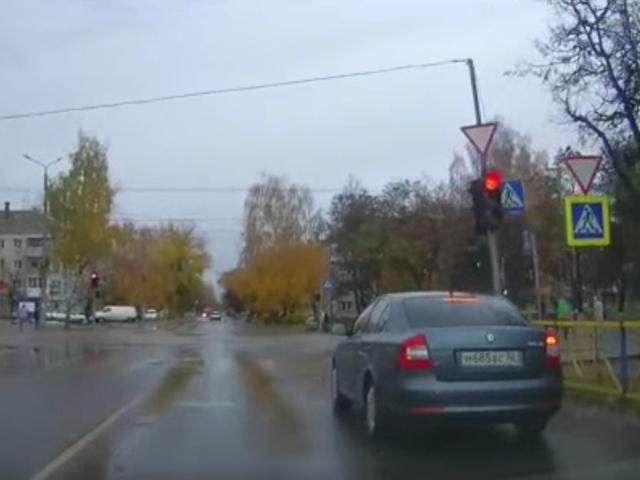В Брянске свои правила дорожного движения?