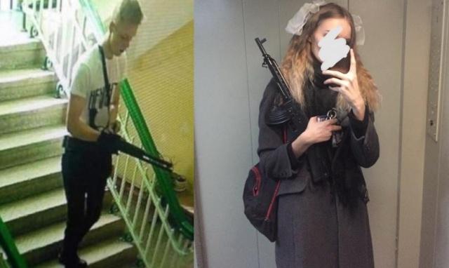 Активистка политической партии появилась на праздновании Хэллоуина в образе Владислава Рослякова (5 фото)