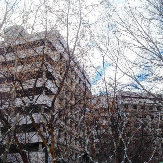 Ховринская больница (8 фото + видео)