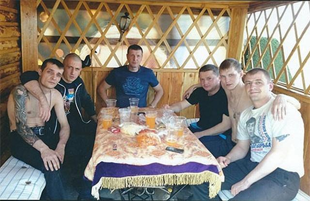 Как участник банды Сергея Цапка - Вячеслав Цеповяз отбывает срок в колонии строгого режима (9 фото)