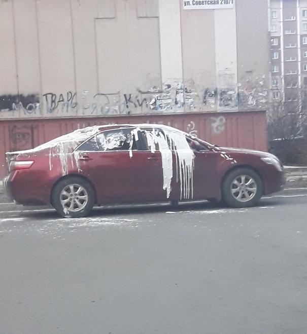 """""""Автоместь"""" становится все популярнее в нашей стране (3 фото)"""