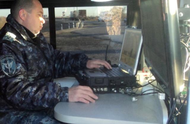 Беспилотники для борьбы с нарушителями ПДД (4 фото)