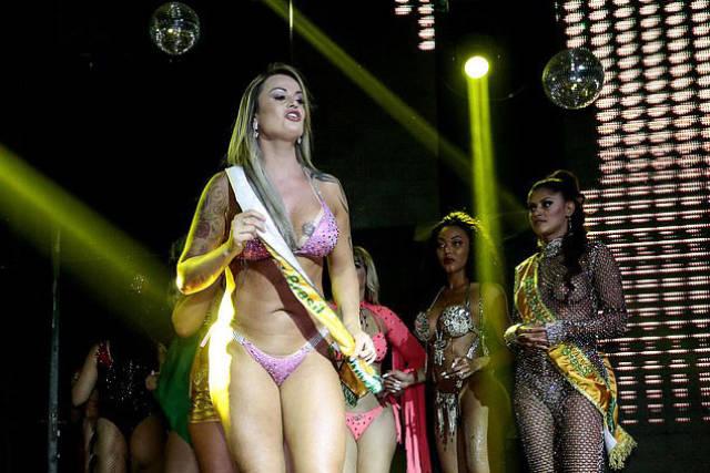 """Конкурс на самые красивые ягодицы """"Miss BumBum 2018"""" (32 фото)"""