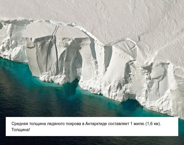 Интересные и невероятные факты об Антарктиде, в которые сложно поверить (22 фото)