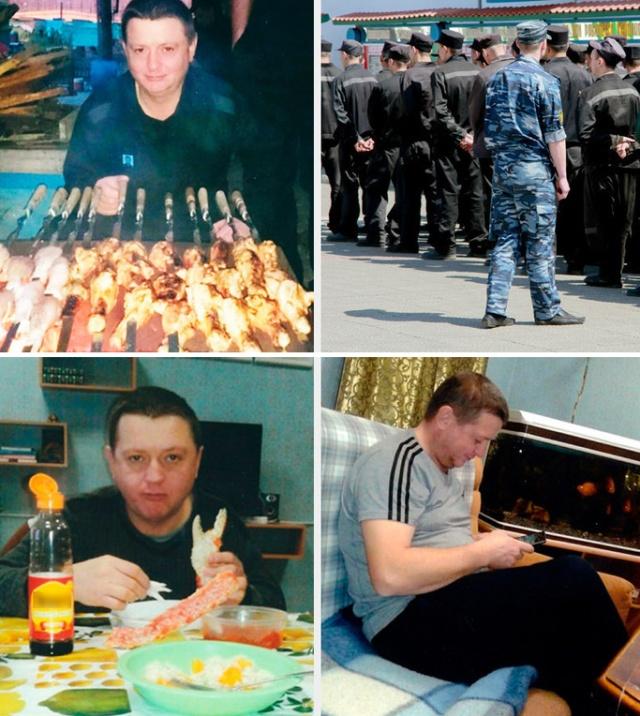 Обедавший крабами убийца Вячеслав Цеповяз возмущен реакцией общественности