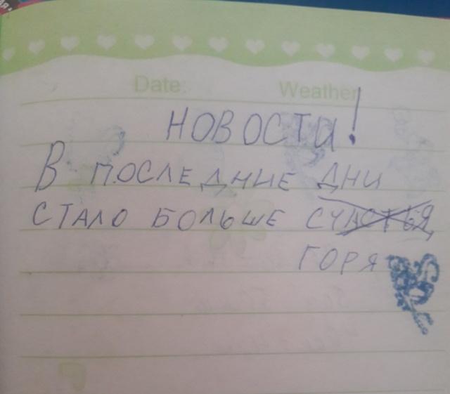 Мой дорогой дневник (30 фото)