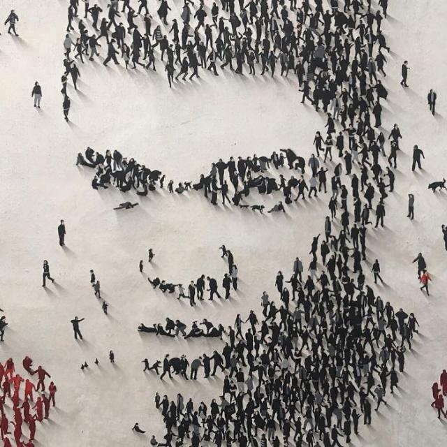 Необычное искусство Крейга Алана (23 фото)