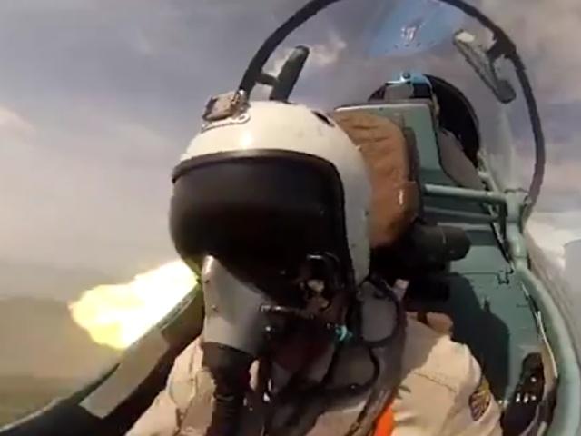 Учения оперативно-тактической авиации