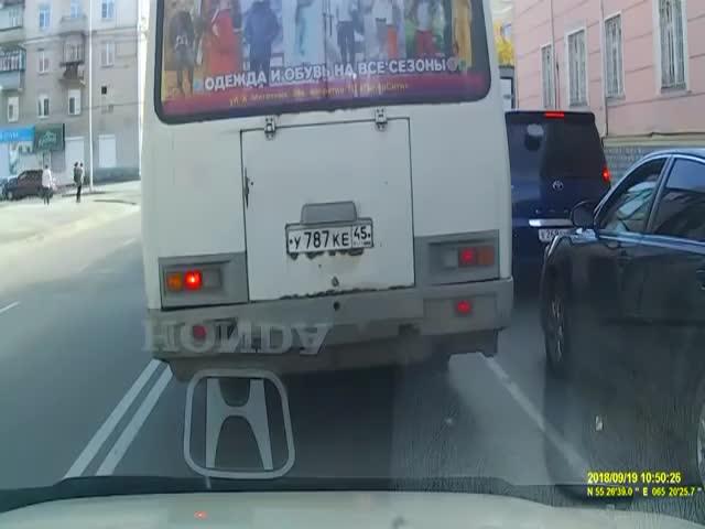 Неравнодушный водитель