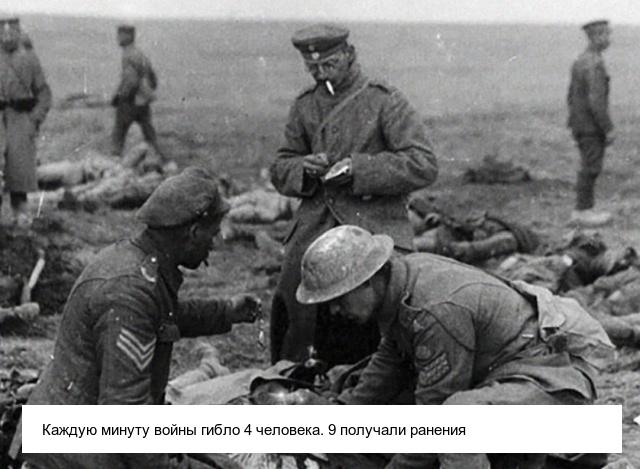 Факты в цифрах о Первой мировой войне (10 фото)