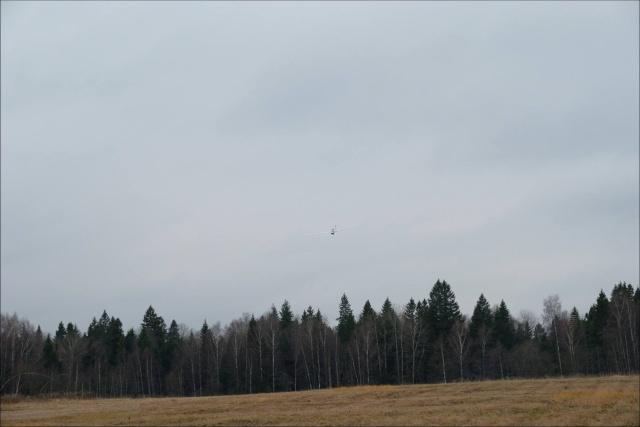 Самодельный планер с реактивным двигателем (19 фото + 2 видео)