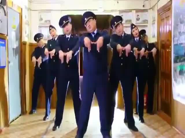 Такого от якутских полицейских мы точно не ожидали