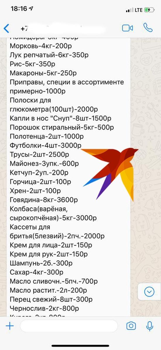 Вячеславу Цеповязу ежемесячно доставляли в колонию строгого режима деликатесы на 60 тысяч рублей (4 фото)