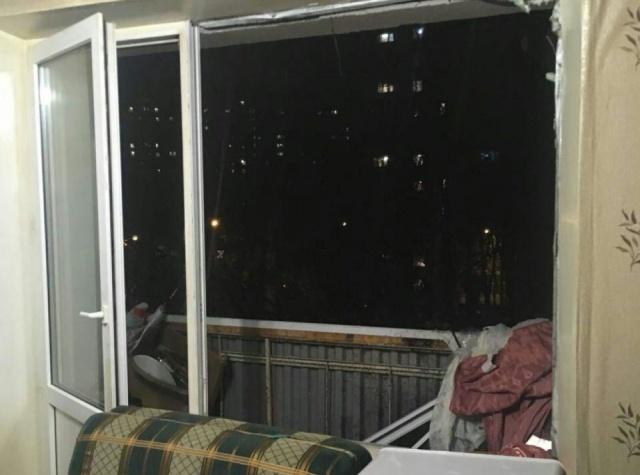 Неудачная попытка изготовить наркотики привела к взрыву в многоквартирном доме в Москве (3 фото)