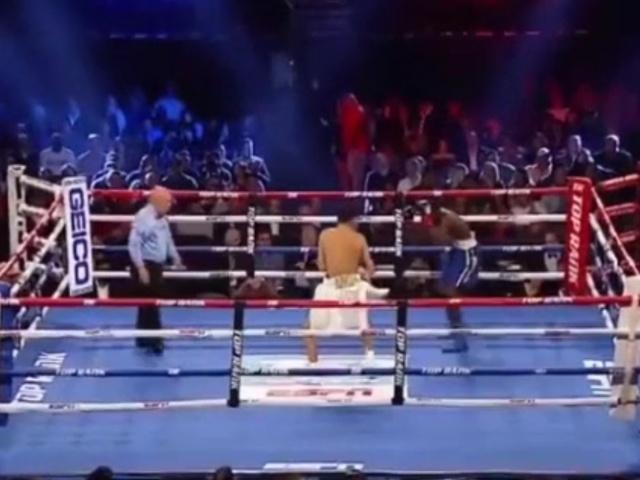 Худший дебют американского боксера Эмануэля Уильямса